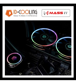 ID-COOLING Zoomflow 240 ARGB CPU Liquid Cooler
