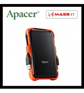 APACER AC630 USB 3.1 1TB IP55 Rugged External Hard Drive Portable HDD Harddisk