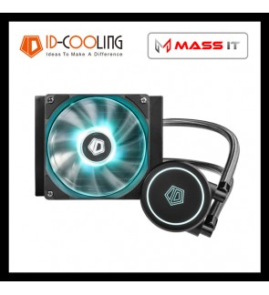 ID-COOLING Auraflow X 120 RGB CPU Liquid Cooler