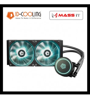 ID-COOLING Auraflow X 240 RGB CPU Liquid Cooler