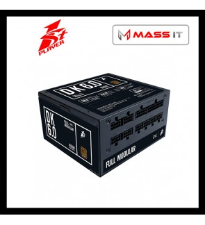 1ST PLAYER DK 6 DK PS-600AX 600W 80+ BRONZE Full Modular Power Supply