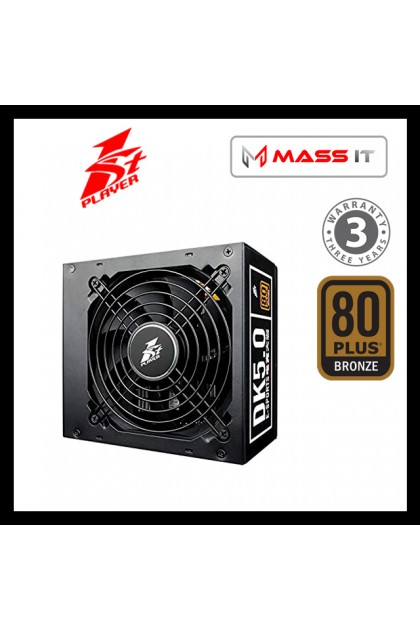 1ST PLAYER DK5 DK 5 DK PS-500AX 500W 80+ BRONZE Full Modular Power Supply