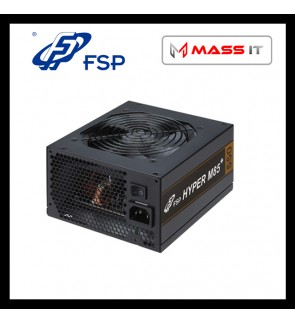 FSP HYPER M85+ 550W 80+BRONZE Semi Modular Power Supply