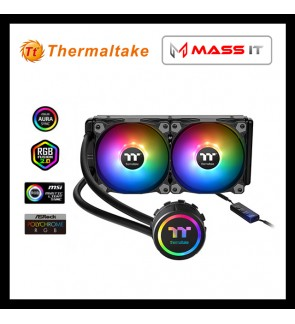THERMALTAKE Water 3.0 240 ARGB Sync Edition CPU Liquid Cooler
