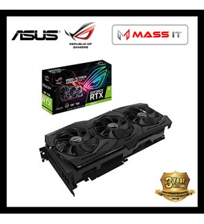 ASUS ROG Strix Gaming GeForce RTX 2080Ti OC Edition 11GB GDDR6 Graphic Card (ROG-STRIX-RTX2080TI-O11G-GAMING)