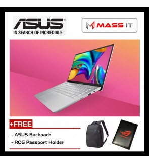 "ASUS A412F-LEB095T VivoBook Transparent Silver (i5-8265U/MX250 2GD5/4GB D4/512GB PCIe NVMe M.2 SSD/14.0"" FHD/WIN10/2 Years Warranty)"