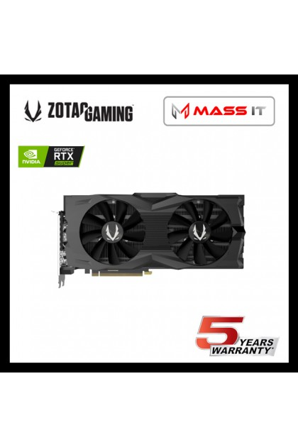 ZOTAC GeForce RTX 2080 SUPER AMP 8GB GDDR6 Graphic Card
