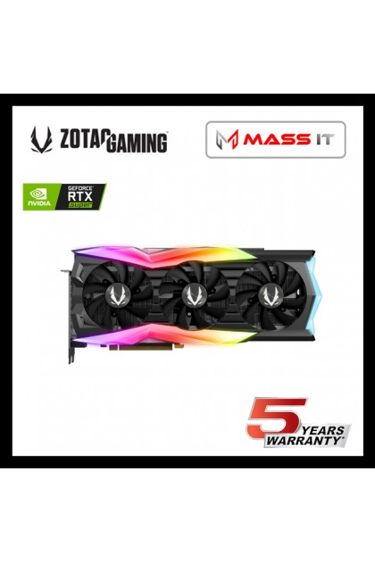 ZOTAC GeForce RTX 2080 SUPER AMP EXTREME 8GB GDDR6 Graphic Card