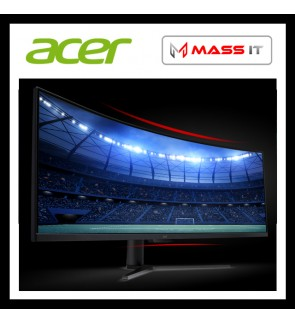 "ACER EI491CR 49"" Curve 4K 3840 x 1080 DWFHD FreeSync 144Hz 4K Gaming Monitor"