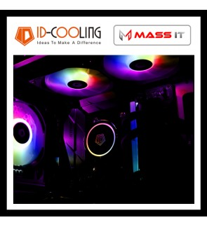 ID-COOLING Zoomflow 240X ARGB CPU Liquid Cooler