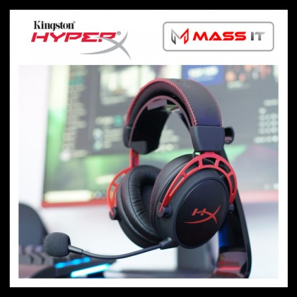 KINGSTON HyperX Cloud Alpha Gaming Headset (HX-HSCA-RD/AS)