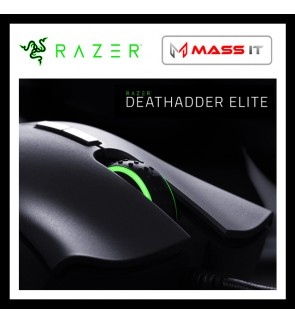 RAZER DeathAdder Elite 16,000 DPI Gaming Mouse Gaming Mice