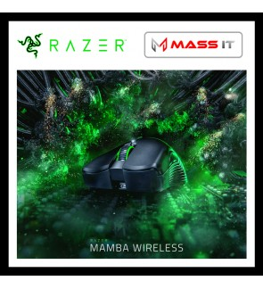 RAZER Mamba Wireless 5G 16,000 DPI Wireless Gaming Mouse Wireless Gaming Mice