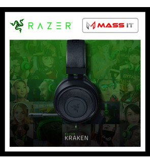RAZER Kraken 2019 Black Gaming Headset