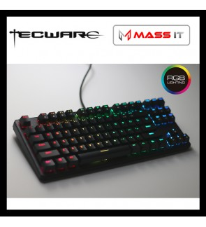 TECWARE Phantom TKL RGB Brown Switch Mechanical Gaming Keyboard