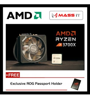 [ReadyStock/Genuine] AMD Ryzen 7-3700X AM4 Processor Ryzen 7 3700X Ryzen R7-3700X