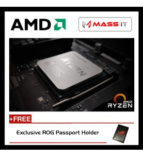 [ReadyStock/Genuine] AMD Ryzen 5-2600 AM4 Processor Ryzen 5 2600 Ryzen R5-2600