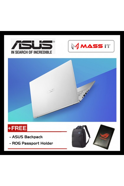 "ASUS A512F-LBQ179T Vivobook Transparent Silver (i5-8265U/MX250 2GD5/4GB D4/512GB NVMe M.2 SSD/15.6"" FHD/WIN10/2 Years Warranty)"