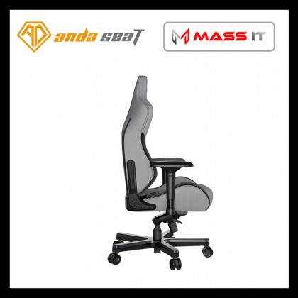 ANDASEAT T-Pro II Gaming Chair (Black/Blue/Grey)